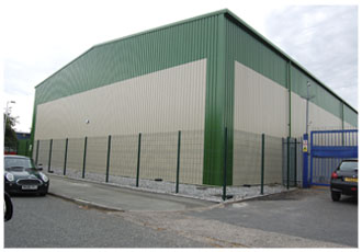 commercial builders manchester